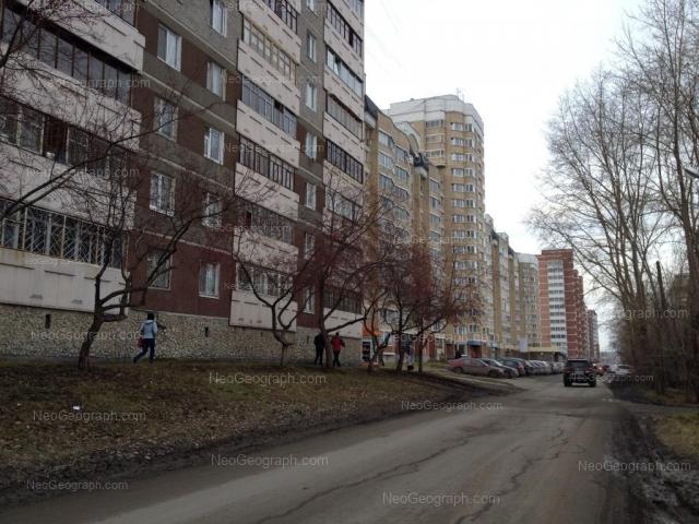 Адрес(а) на фотографии: Ленинградская улица, 18, Екатеринбург