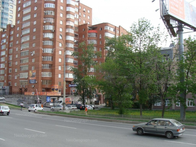 Адрес(а) на фотографии: улица Белинского, 85, 91, Екатеринбург