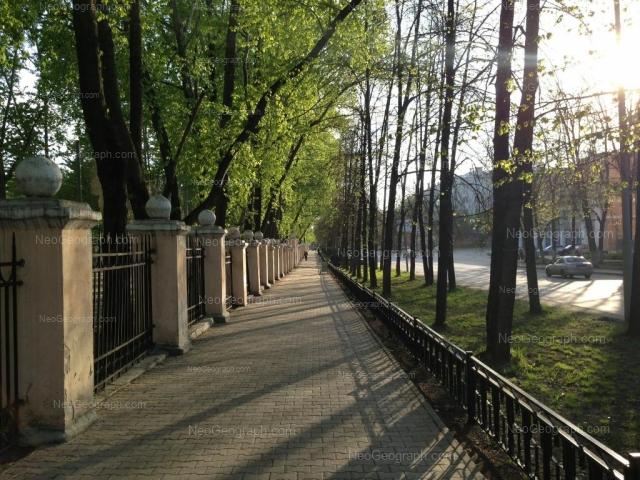 Адрес(а) на фотографии: Первомайская улица, 81, 83, Екатеринбург