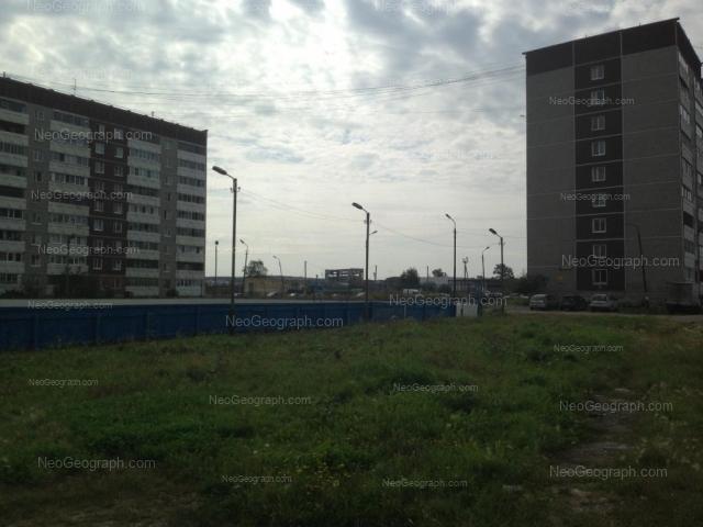Address(es) on photo: Selkorovskaya street, 80/1, 80/2, Yekaterinburg