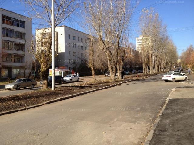 Адрес(а) на фотографии: улица Тверитина, 16, Екатеринбург