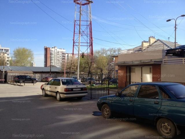 Адрес(а) на фотографии: Гурзуфская улица, 12, Екатеринбург