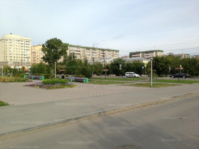 Адрес(а) на фотографии: улица Татищева, 78, 80, 82, 90, Екатеринбург
