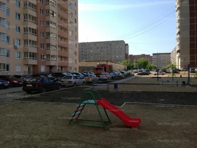 Адрес(а) на фотографии: Боровая улица, 19, 21А, 23, Екатеринбург