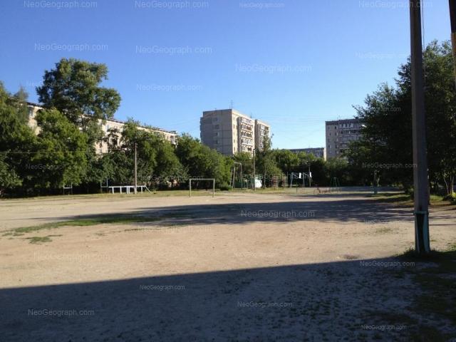 Address(es) on photo: Akademika Bardina street, 3/3, 5/3, Yekaterinburg
