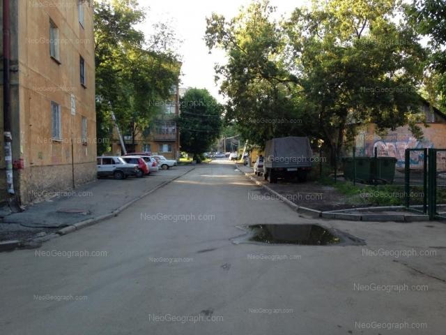 Адрес(а) на фотографии: улица Ильича, 52Б, 52В, Екатеринбург