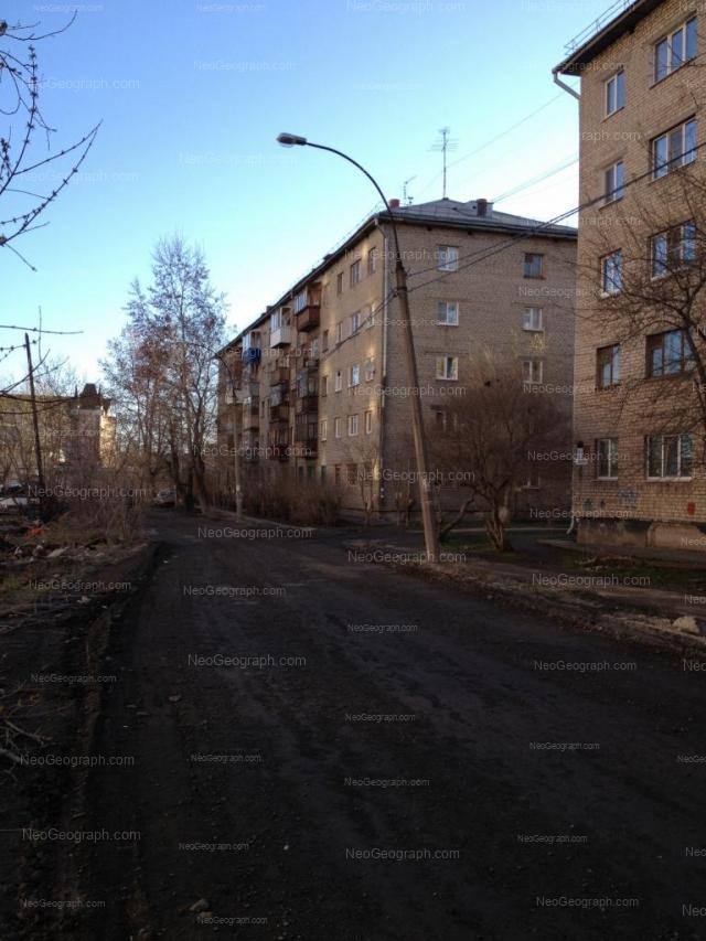 Адрес(а) на фотографии: Боровая улица, 28, 30, Екатеринбург