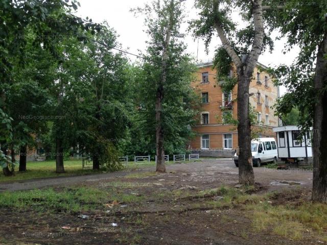 Адрес(а) на фотографии: Симбирский переулок, 7, Екатеринбург