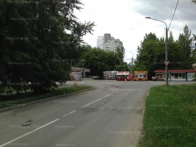 Адрес(а) на фотографии: улица Индустрии, 22, 26А, Екатеринбург