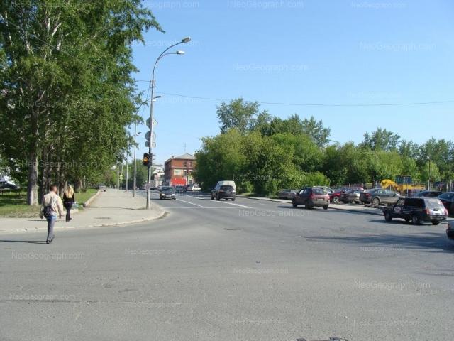 Адрес(а) на фотографии: Восточная улица, 31а, Екатеринбург