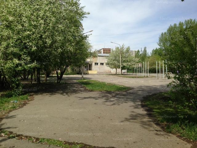Address(es) on photo: Teplokhodniy Proezd driveway, 6, Yekaterinburg