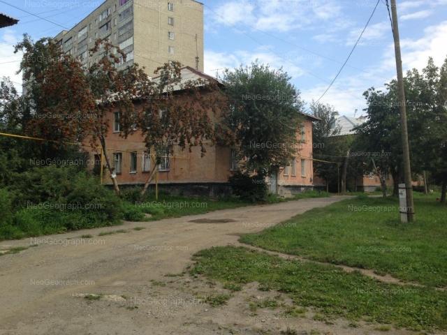 Address(es) on photo: Musorgskogo street, 11, 13, 15, Yekaterinburg