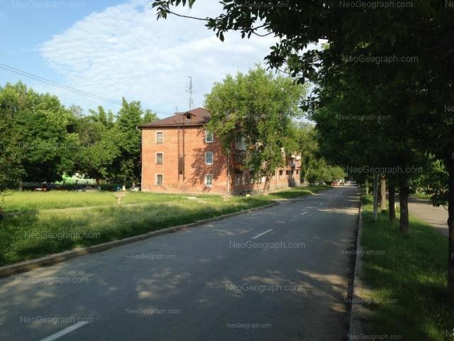 Адрес(а) на фотографии: Кировградская улица, 79, Екатеринбург