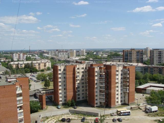 Address(es) on photo: Borodina street, 11А, Yekaterinburg