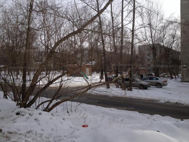 Адрес(а) на фотографии: улица Пионеров, 4, 6, 8, 8А, 10, Екатеринбург