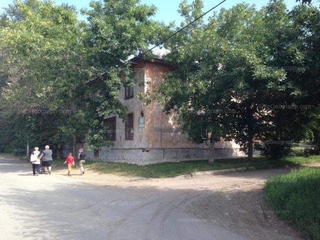 Адрес(а) на фотографии: Обходной переулок, 33, Екатеринбург