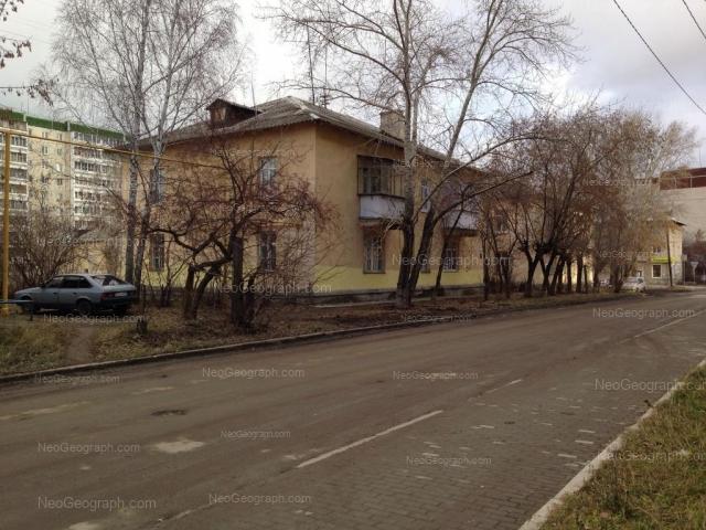 Адрес(а) на фотографии: Карельская улица, 72, Екатеринбург
