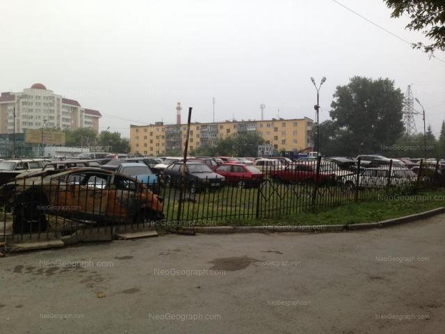 Адрес(а) на фотографии: улица Красных Командиров, 12, 16, Екатеринбург