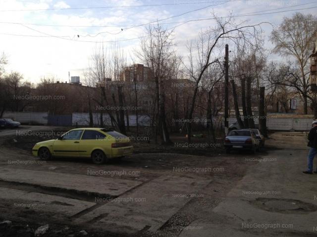 Address(es) on photo: Strelochnikov street, 1, 1А, Yekaterinburg