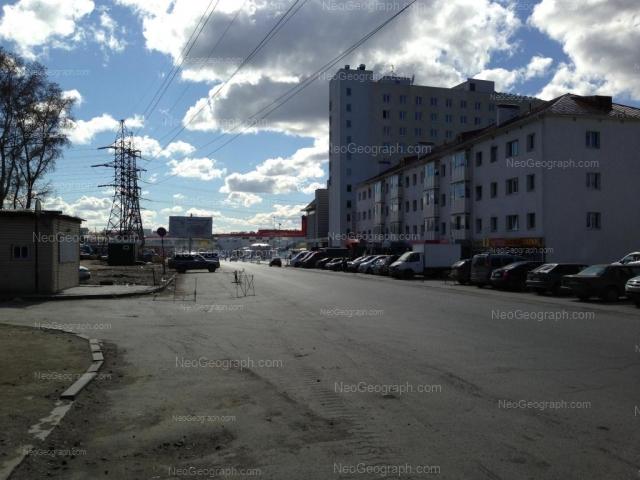 Адрес(а) на фотографии: улица Миномётчиков, 3, 5, Екатеринбург