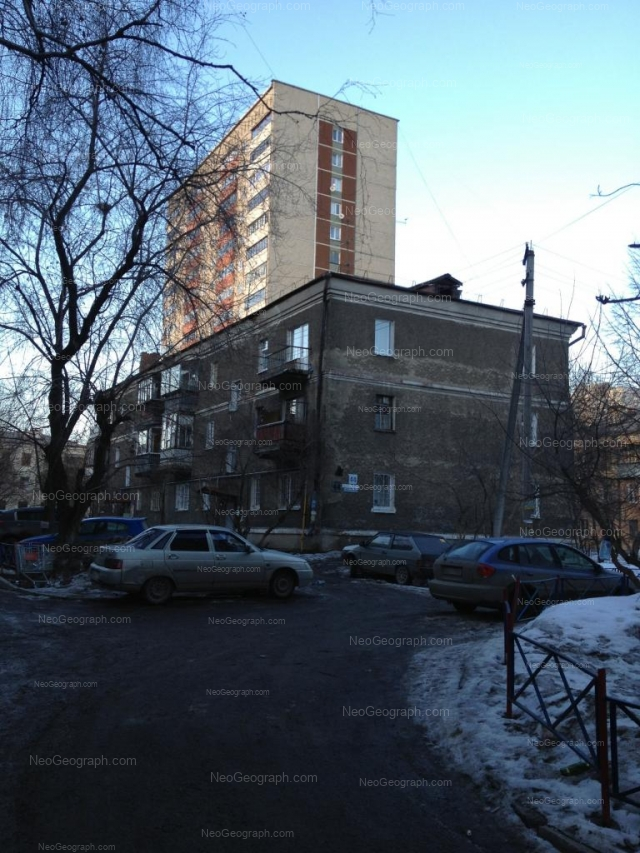 Адрес(а) на фотографии: улица Сулимова, 59Б, Екатеринбург