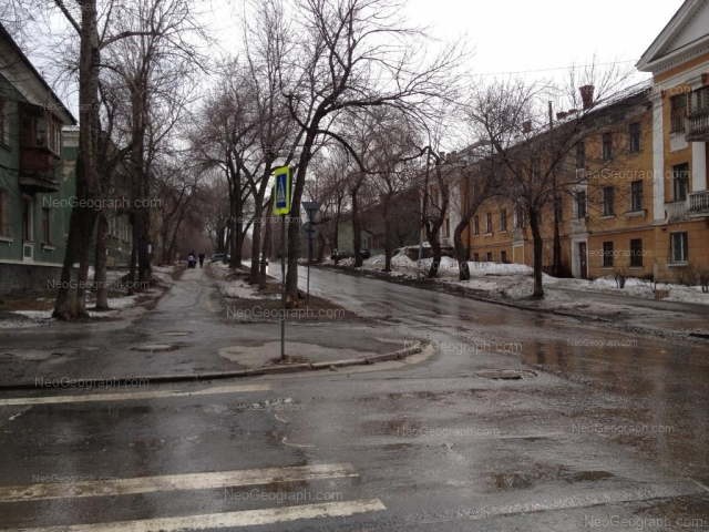 Address(es) on photo: Krasnoflotsev street, 12, 14, Yekaterinburg