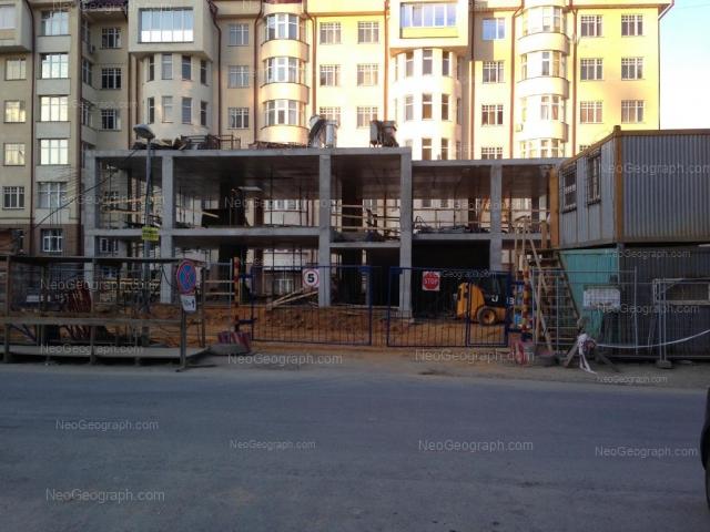 Адрес(а) на фотографии: Красноармейская улица, 37, Екатеринбург