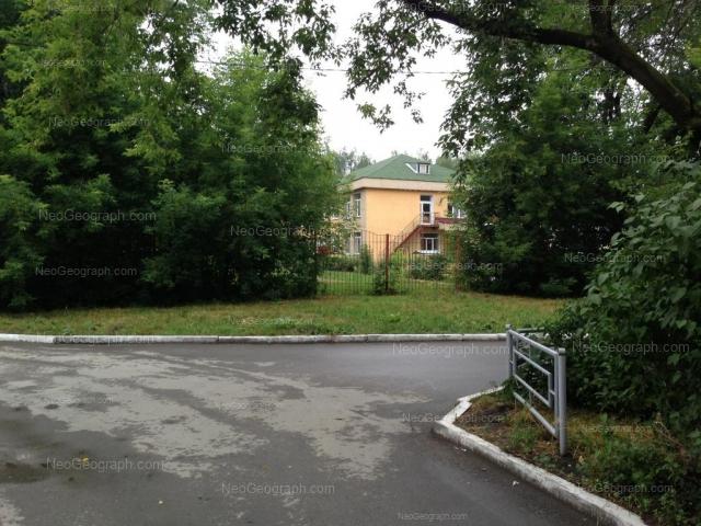 Адрес(а) на фотографии: Симбирский переулок, 7а, Екатеринбург