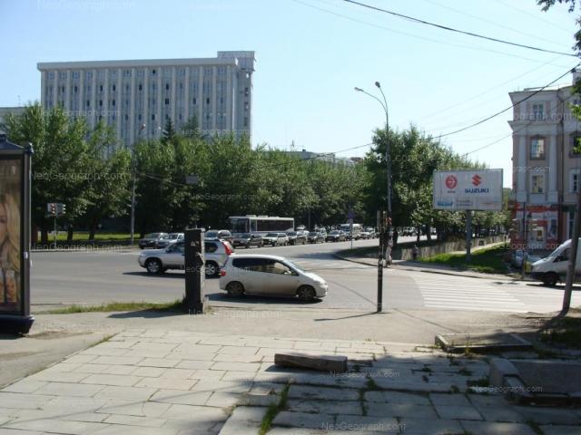 Address(es) on photo: Sibirskiy trakt street, 2, 3, 5/1, Yekaterinburg