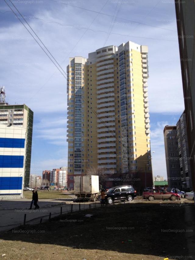 Адрес(а) на фотографии: Техническая улица, 12, 14, 14к2, Екатеринбург