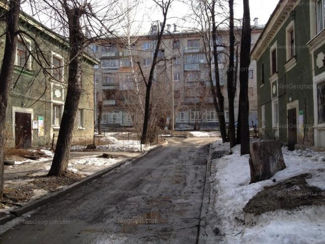 Адрес(а) на фотографии: Калиновский переулок, 11, Екатеринбург