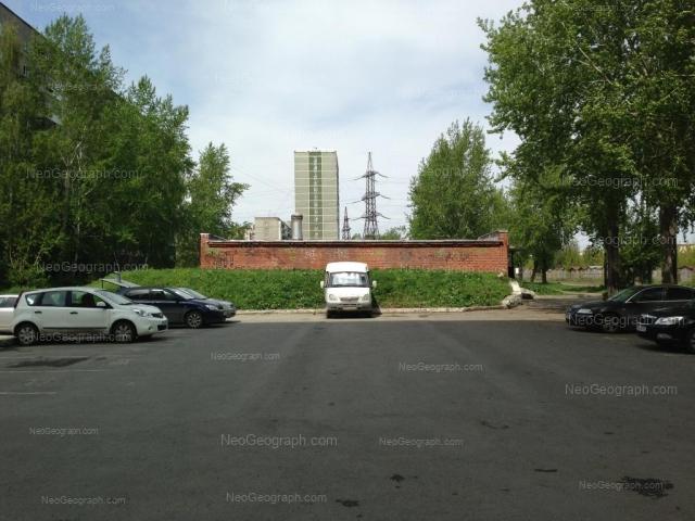 Адрес(а) на фотографии: Автомагистральная улица, 19, 25, Екатеринбург