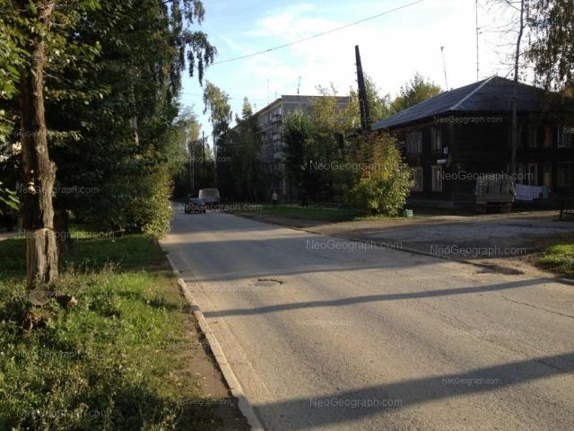 Адрес(а) на фотографии: улица Чайковского, 78, 80, Екатеринбург