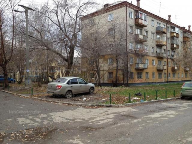 Адрес(а) на фотографии: улица Отто Шмидта, 76а, Екатеринбург