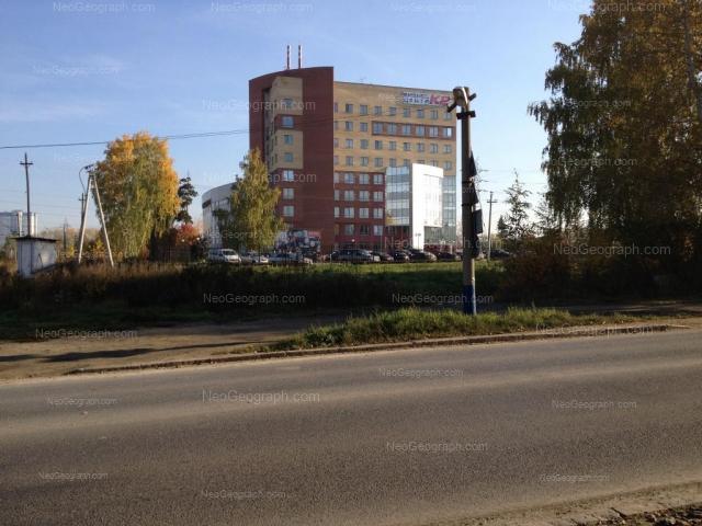Address(es) on photo: Kariernaya street, 2, Yekaterinburg