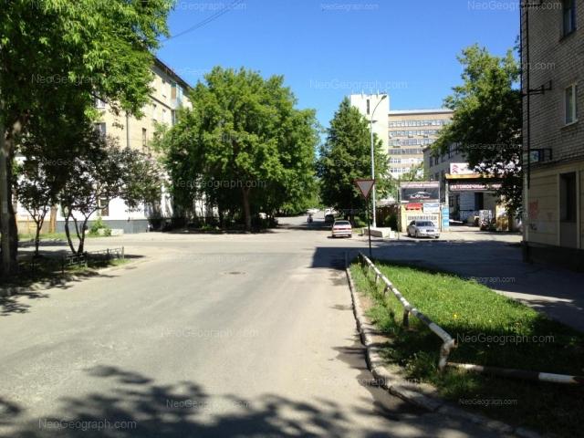 Адрес(а) на фотографии: проспект Ленина, 8, Екатеринбург