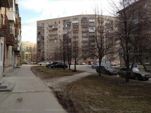 Адрес(а) на фотографии: улица Азина, 46, 48, 55, Екатеринбург