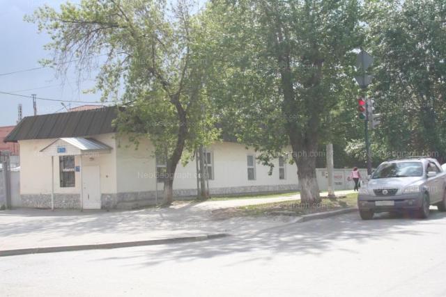 Address(es) on photo: Schorsa street, 9, Yekaterinburg