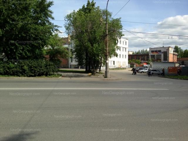 Адрес(а) на фотографии: улица Красных Партизан, 9, Екатеринбург