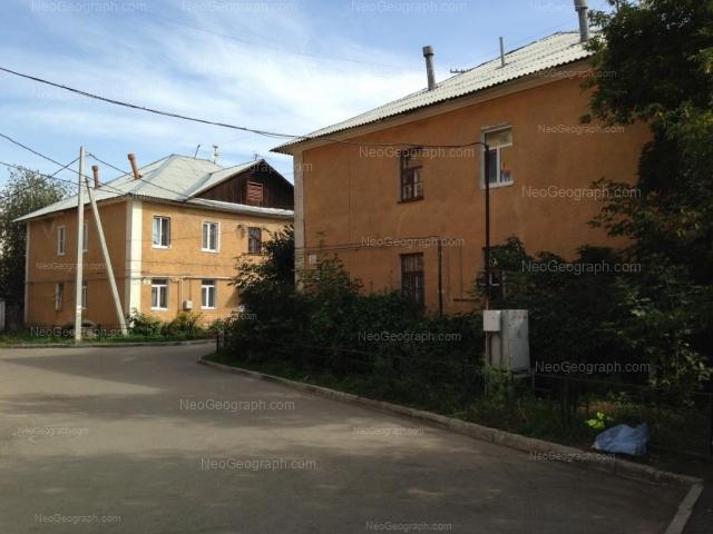 Адрес(а) на фотографии: Заводская улица, 15 к5, 15 к6, Екатеринбург
