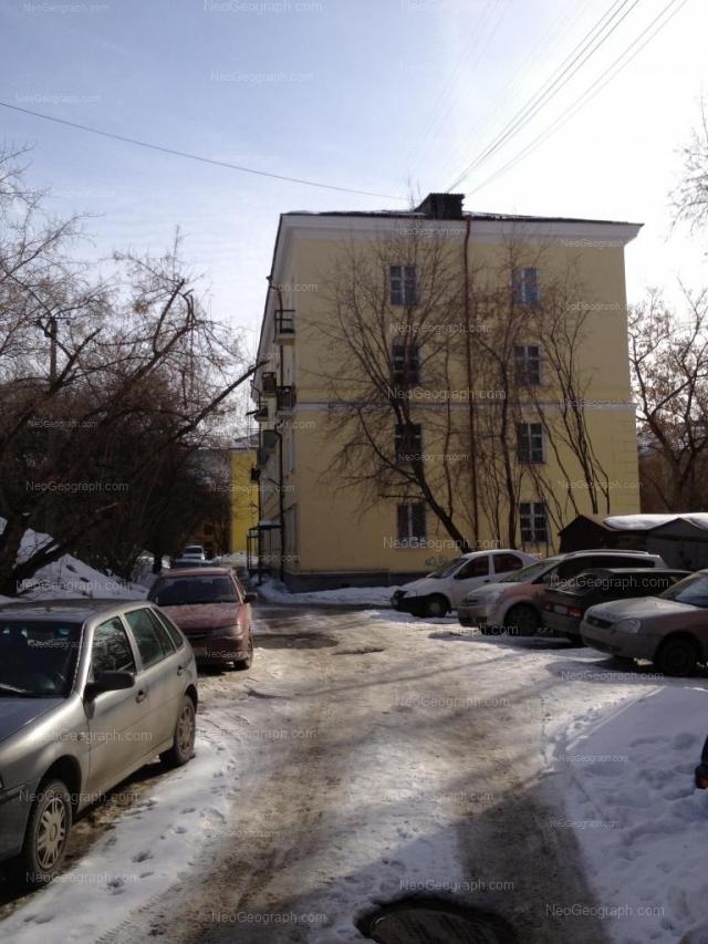 Адрес(а) на фотографии: Технологическая улица, 5, Екатеринбург