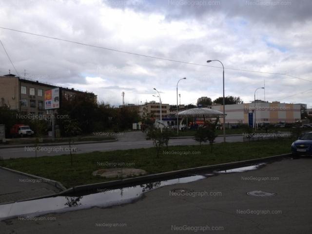Адрес(а) на фотографии: Ясная улица, 1/6, Екатеринбург