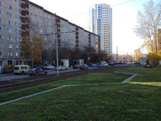 Адрес(а) на фотографии: улица Тверитина, 19, Екатеринбург