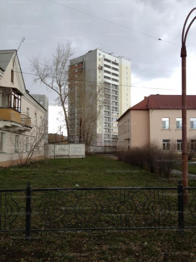 Адрес(а) на фотографии: Техническая улица, 54, 56, Екатеринбург