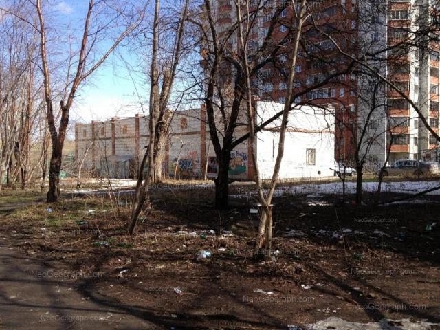Address(es) on photo: Energostroiteley street, 4/2, Yekaterinburg