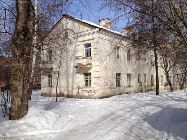Адрес(а) на фотографии: Комсомольская улица, 31, 34, Екатеринбург