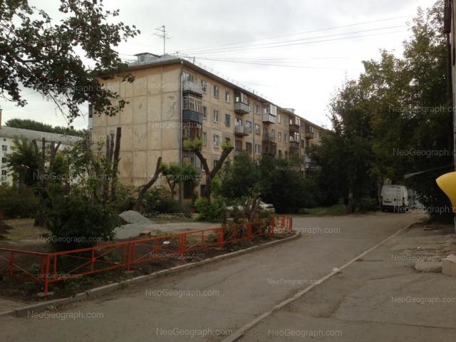 Адрес(а) на фотографии: Сухоложская улица, 7, Екатеринбург