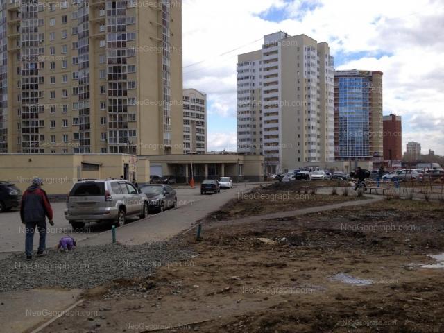 Адрес(а) на фотографии: улица Готвальда, 14а, 21/1, 21/2, Екатеринбург