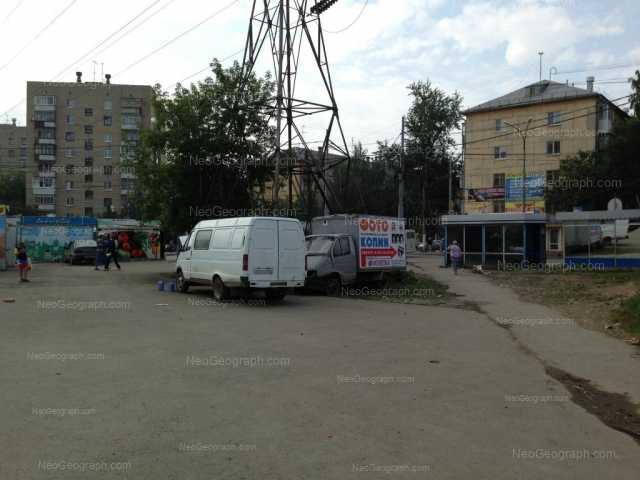 Адрес(а) на фотографии: улица Ильича, 52, 54, Екатеринбург