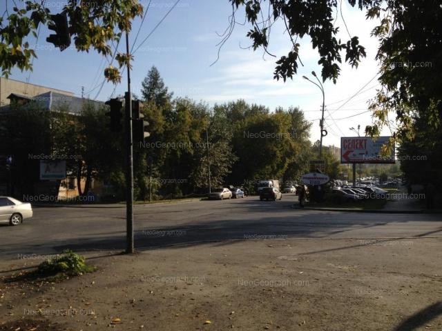 Адрес(а) на фотографии: Студенческая улица, 21, Екатеринбург